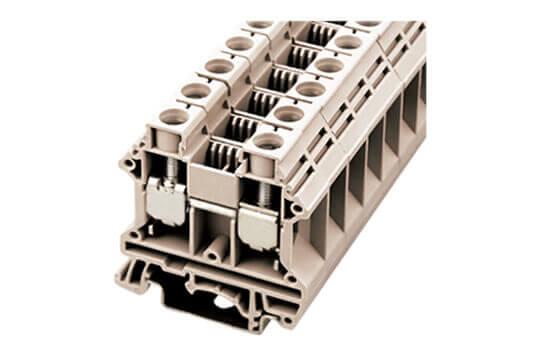 螺丝式导轨端子DK16N